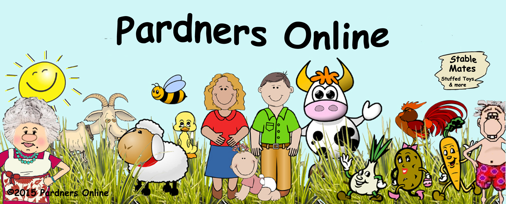 Pardners Online
